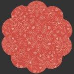 Art Gallery Crimson Dance