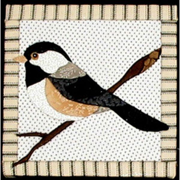 Birds - Chickadee