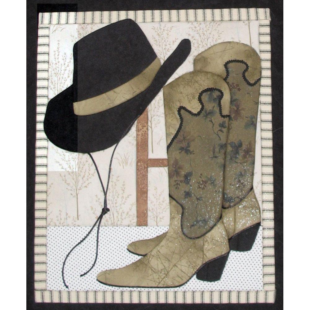 Cowboy Hat & Boots