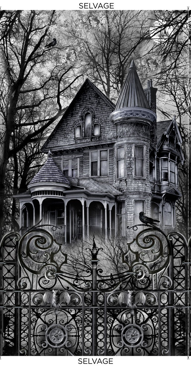 Wicked Haunted House Panel