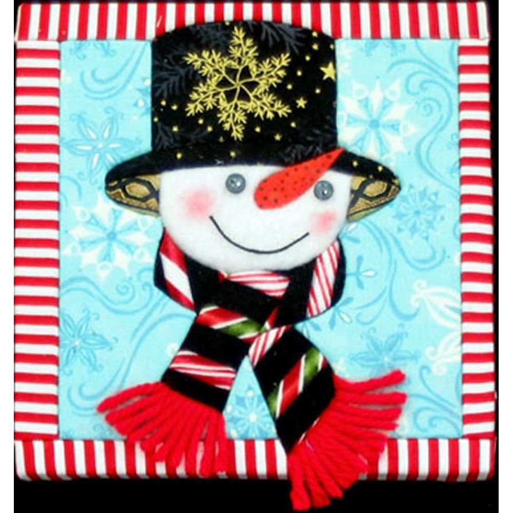 Spencer 1 Snowman
