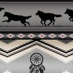 Tucson - Grey Wolf Stripe
