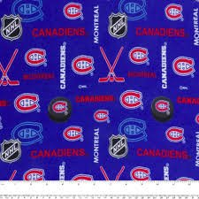 Montreal Canadiens Flannel