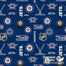Winnipeg Jets Flannel