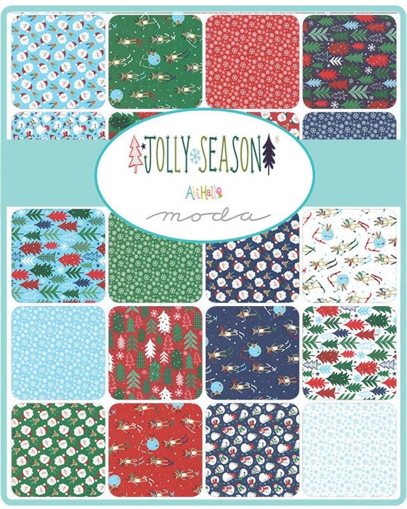 Jolly Season Mini Charms