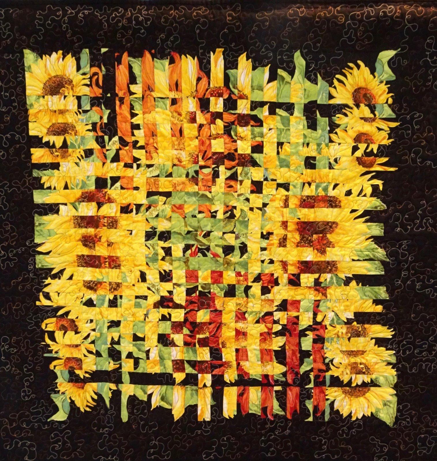 22-010 Sunflower Garden