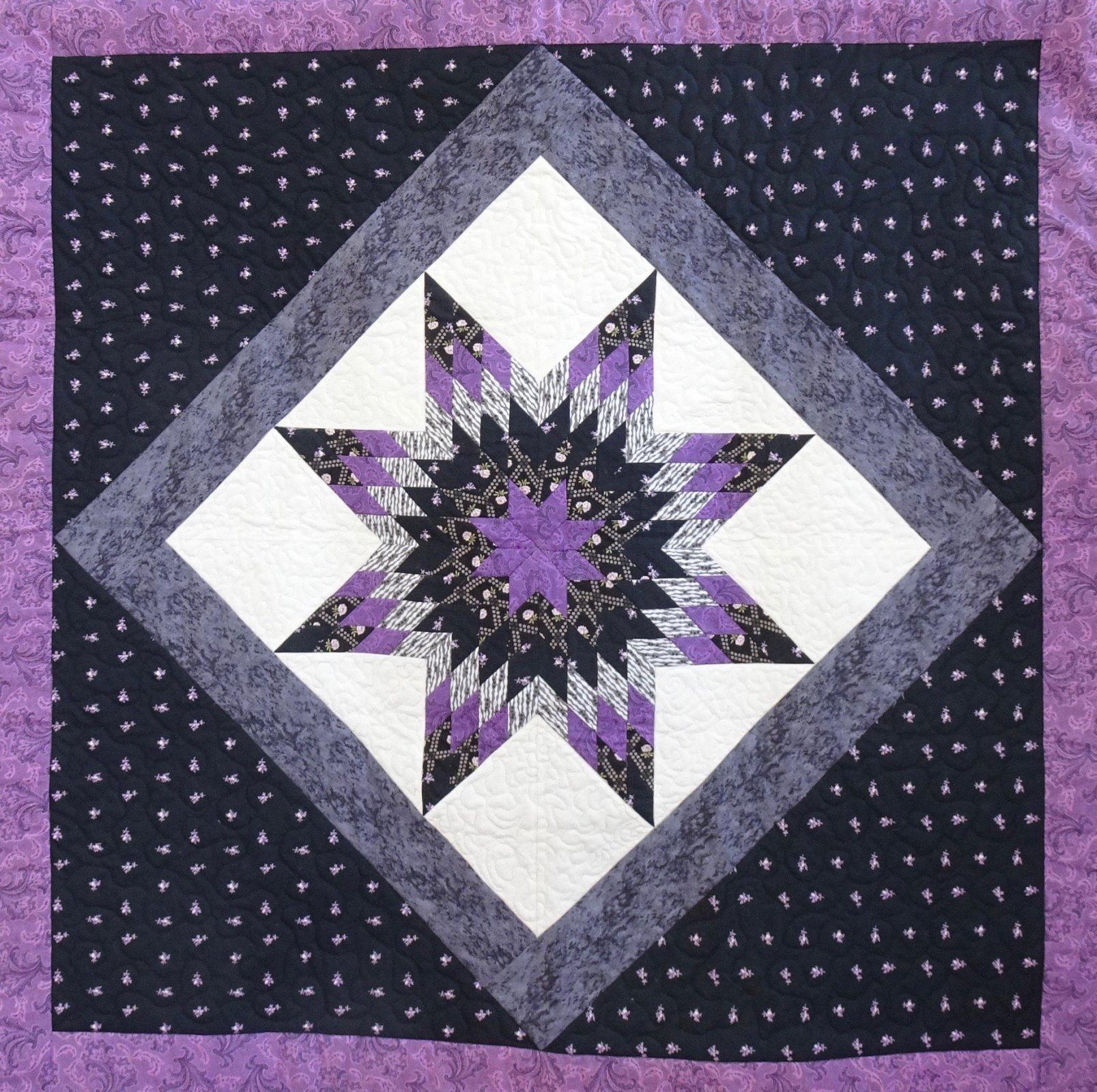 22-039 Purple Lone Star