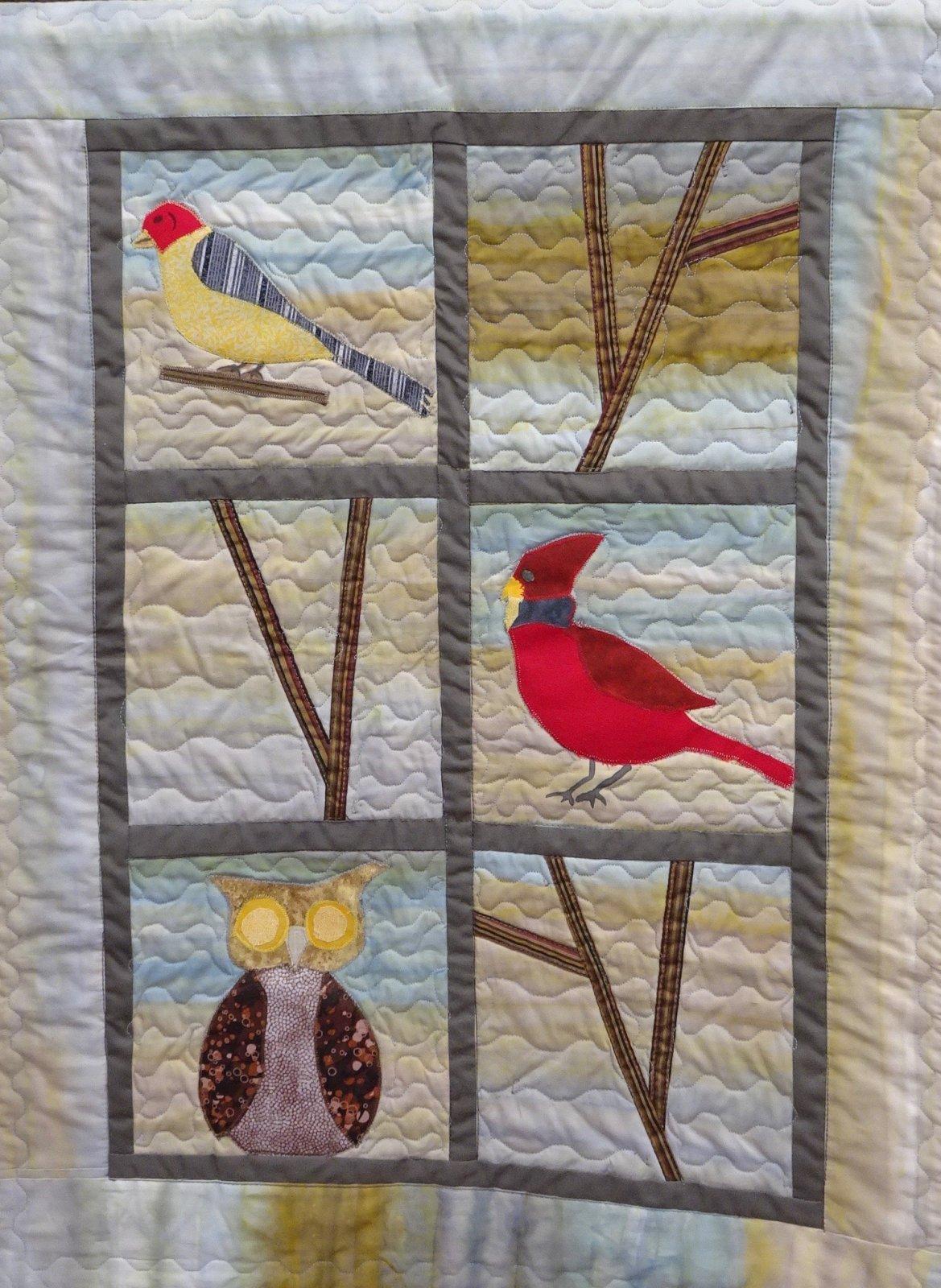 22-080 Desert Birds