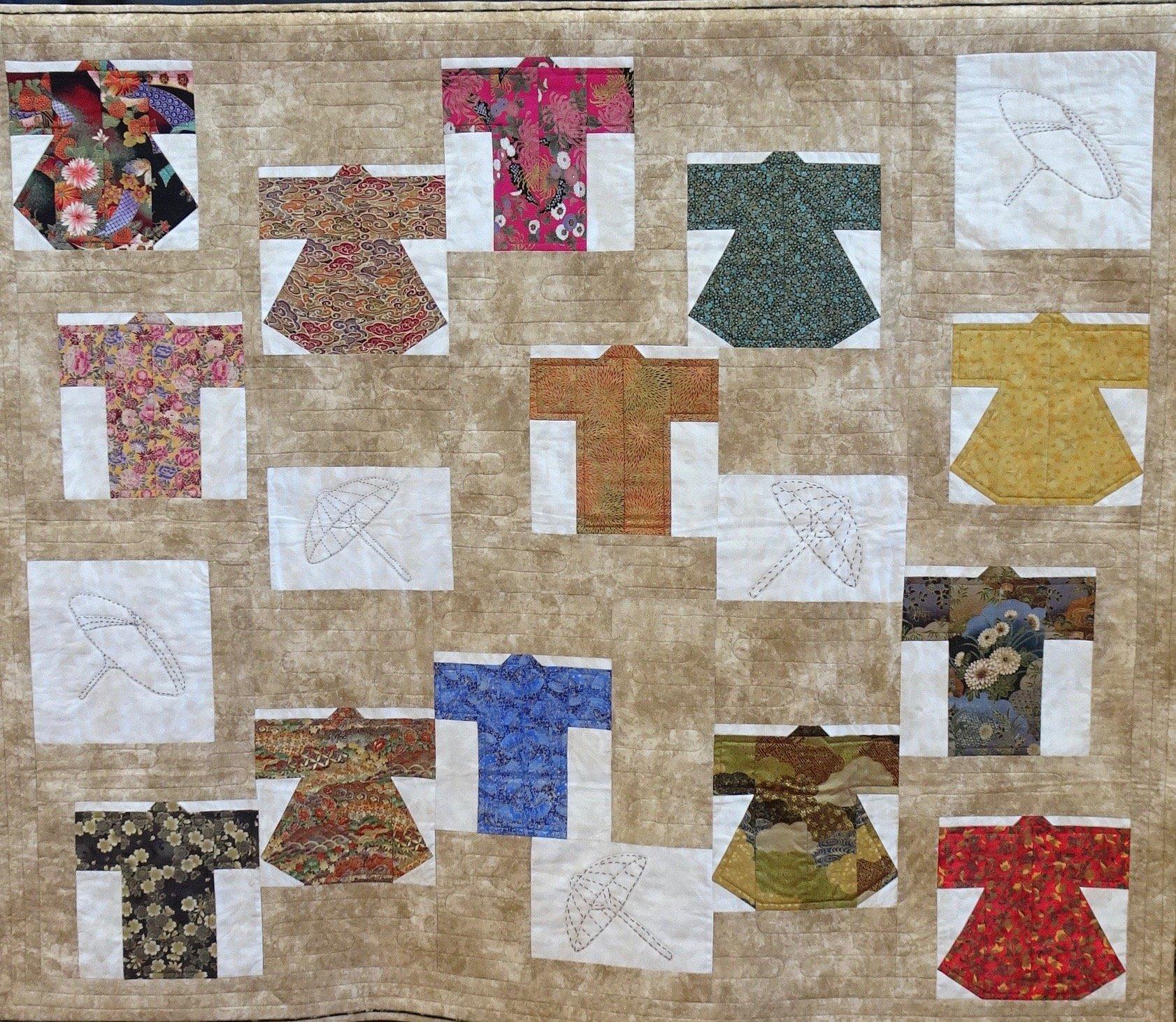 22-124 Festival of Kimonos