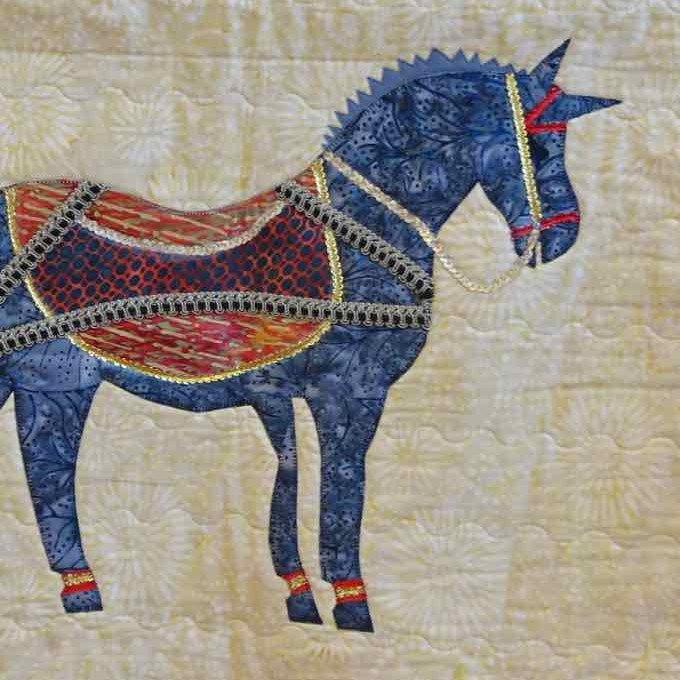 22-161Handsome Horse