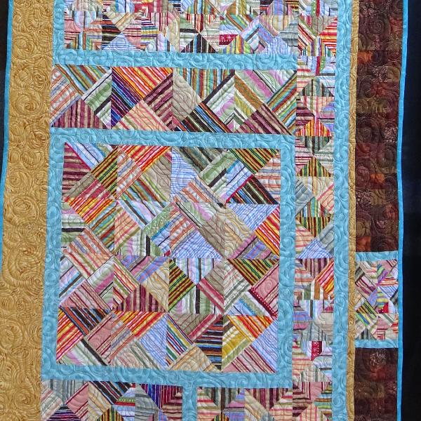 22-254 Stripes & Squares