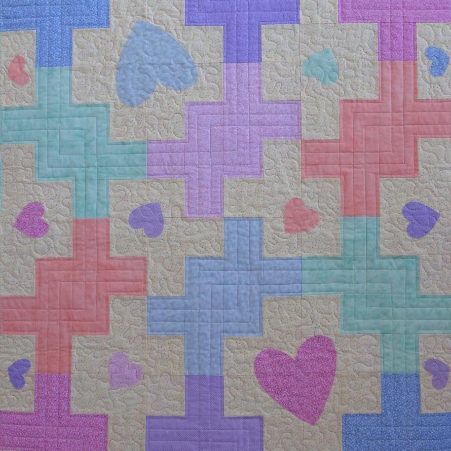22-255 Pastel Baby Blocks