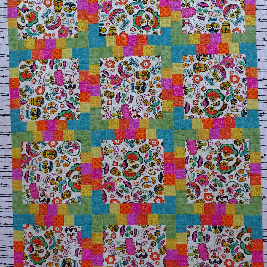 22-260 Colorful Calaveras