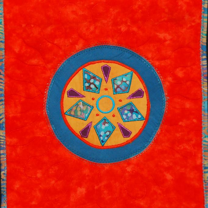 22-305 Mandala #7