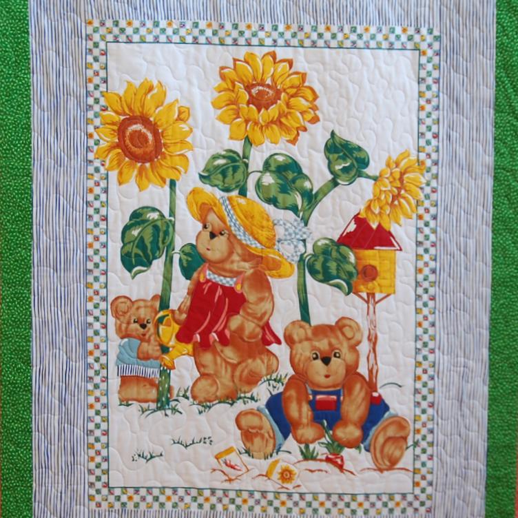 22-337 Sunflower Garden