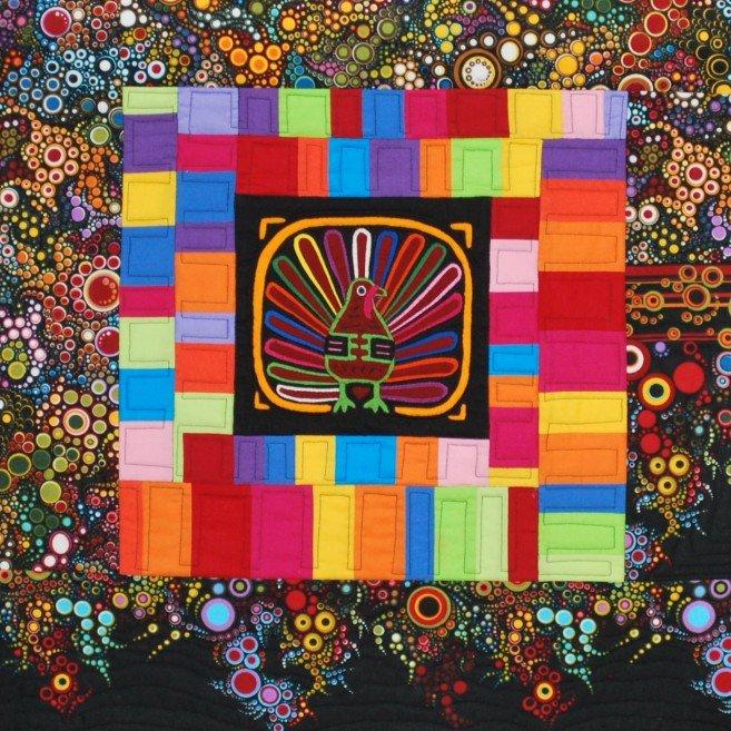 22-413 Technicolor Turkey