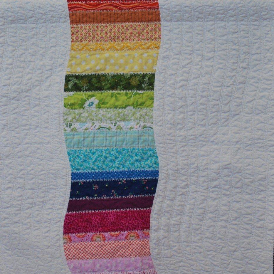 22-422 Rainbow Waves #2
