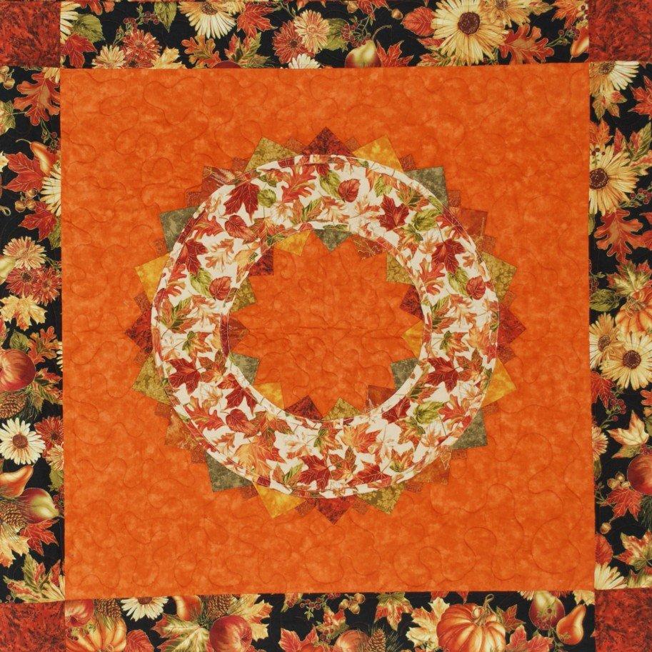 22-457 Autumn Wreath