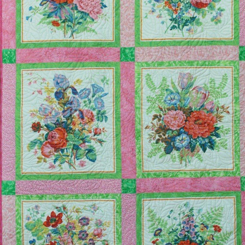 22-491 Summer Bouquets