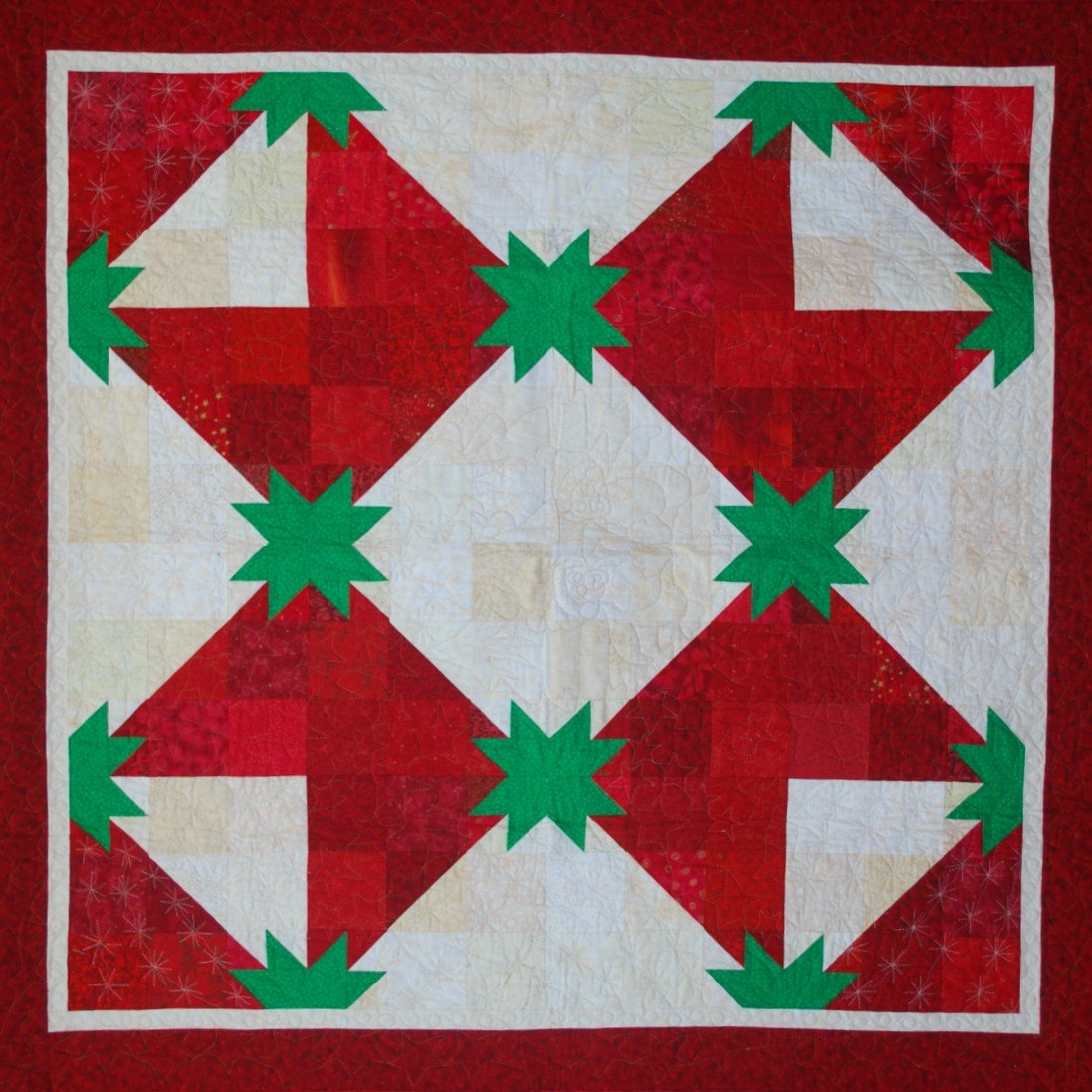 22-563 Christmas Scraphunter's Star 2