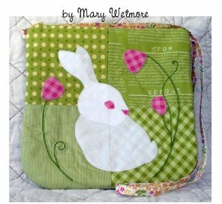 Bunny Bag by Mary Wetmore
