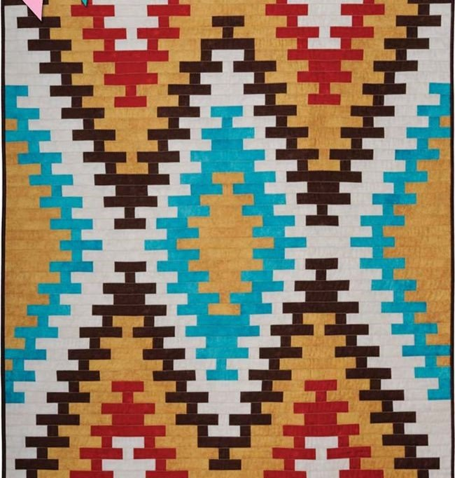 Tucson Tapestry by J. Michelle Watts