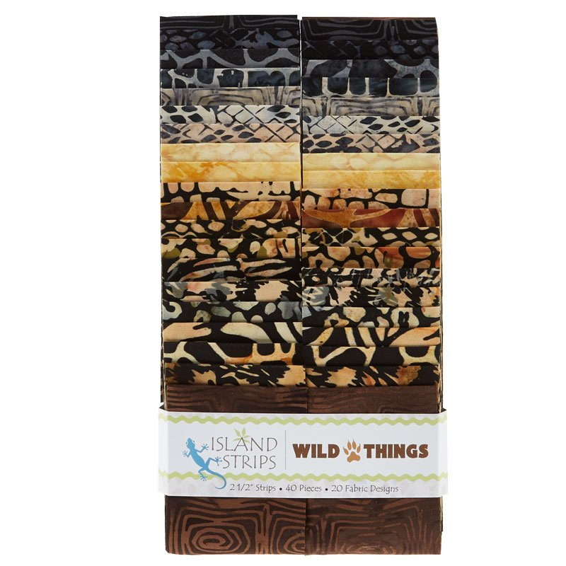 ISLAND STRIPS WILD THINGS