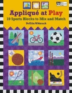 Applique at Play