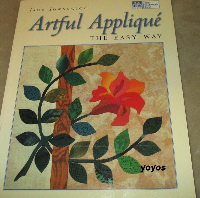 Artful Applique the Easy Way
