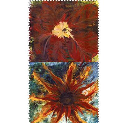 Flower Bomb Daydreams Panel