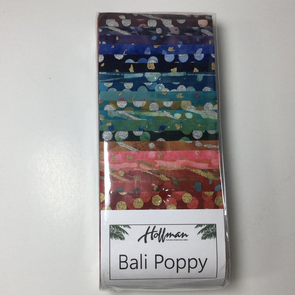 Bali Poppy-Gemstone