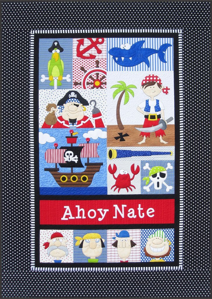 Pirates-Ahoy Nate Laser Kit