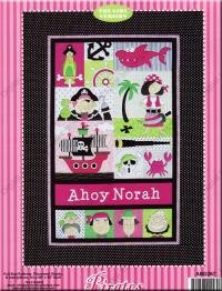 Pirates-Ahoy Norah Laser Kit