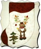 RUDY THE REINDEER Stocking Kit