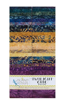 ISLAND STRIPS TWILIGHT CHIC