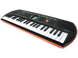 Casio SA76 Digital Keyboard