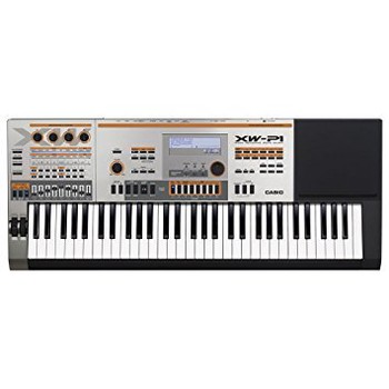 CLOSEOUT - Casio Synthesizer XW-P1