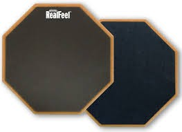 Evans Real Feel 2-sided Pad 12 inch - RF12D