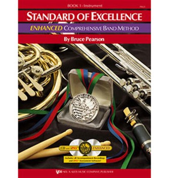 Standards of Excellence - Book 1 - Conductor Score