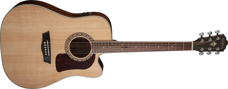 Washburn Acoustic-Electric HD10SCE