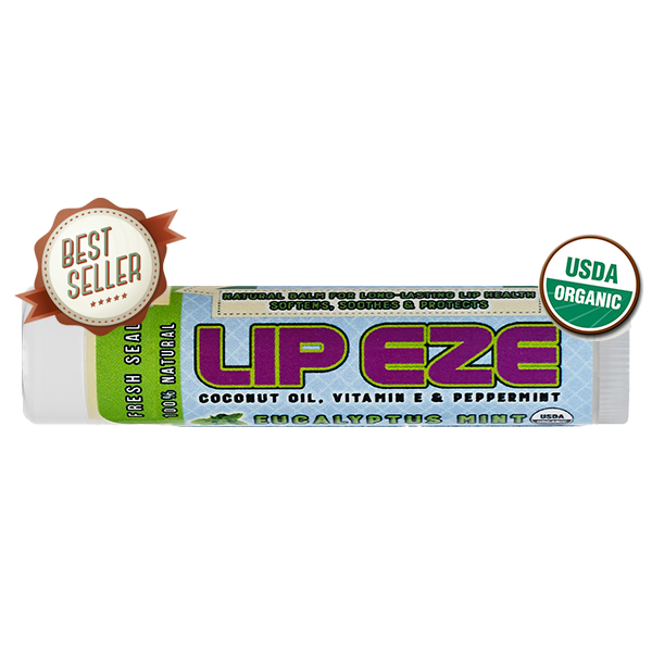 Lip Eze - All Natural Professional Strength Lip Balm