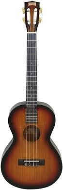 Mahalo Java Baritone Ukulele 3 Tone Sunburst