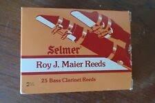 Selmer Alto Sax Reeds - 5 - 25pk - Roy J. Maier