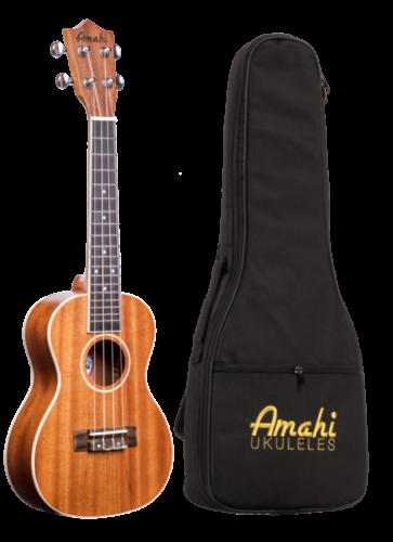 Amahi Ukulele - Amahi Mahogany Series - Concert - UK217C
