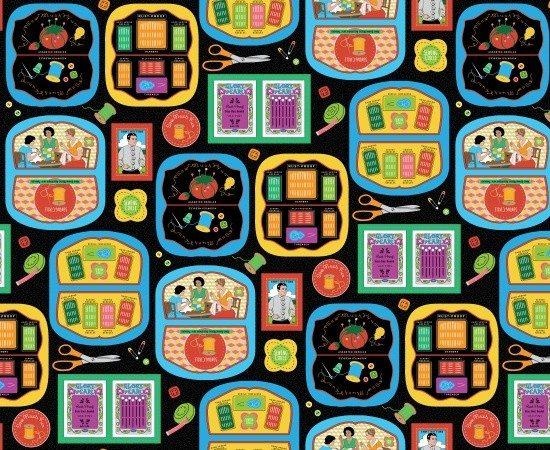 Sew Happy! by Yolanda Fundora