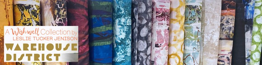 warehouse district fabric collection