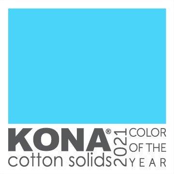Kona® 2021 Color of the Year: Horizon (1914)