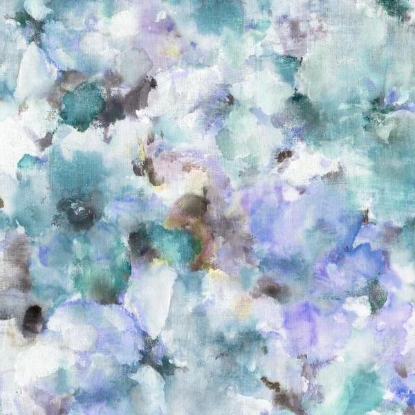 Blue Watercolors | 108 Wide Fabric by Michael Miller Fabrics