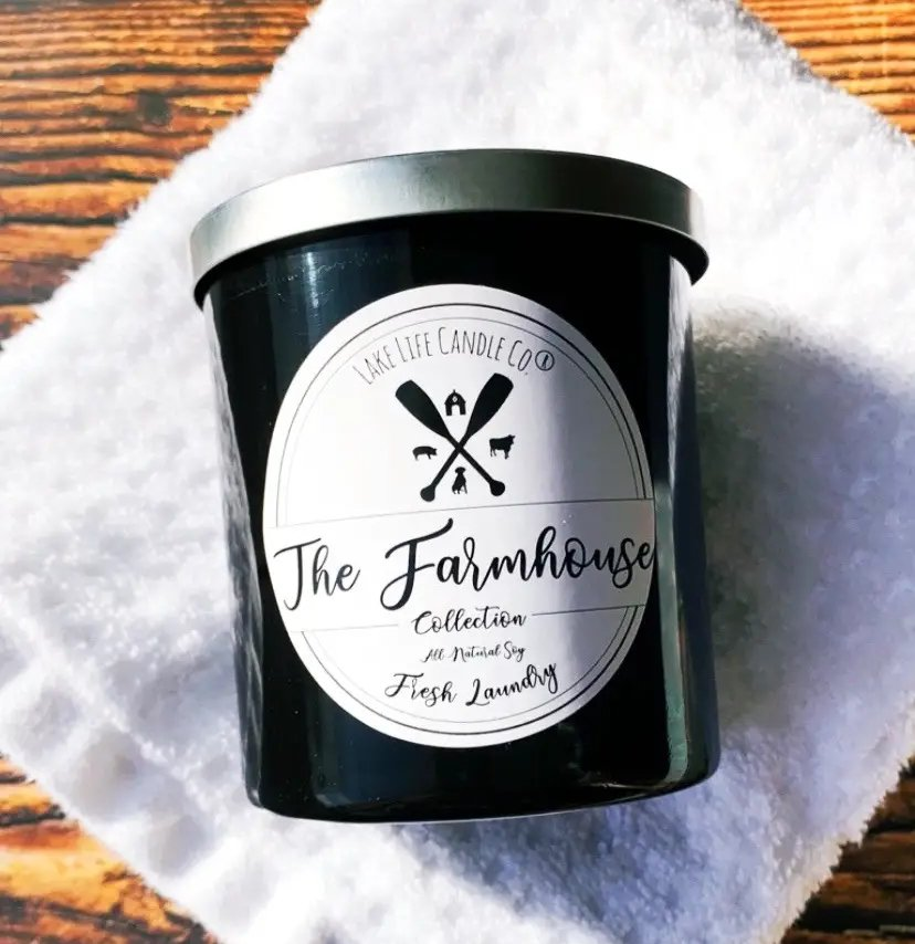 100% Soy Candles - Assorted Scents