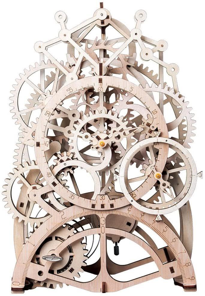 Pendulum Clock - Mechanical Gears Kit
